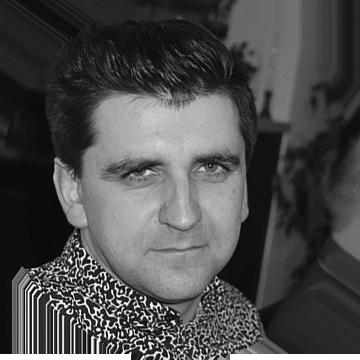 Tomasz Stróżak - logistyk