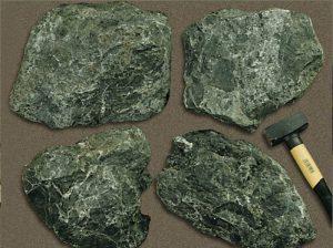 skały green